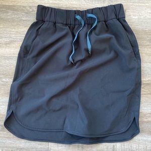 Lululemon On The Fly Skirt woven
